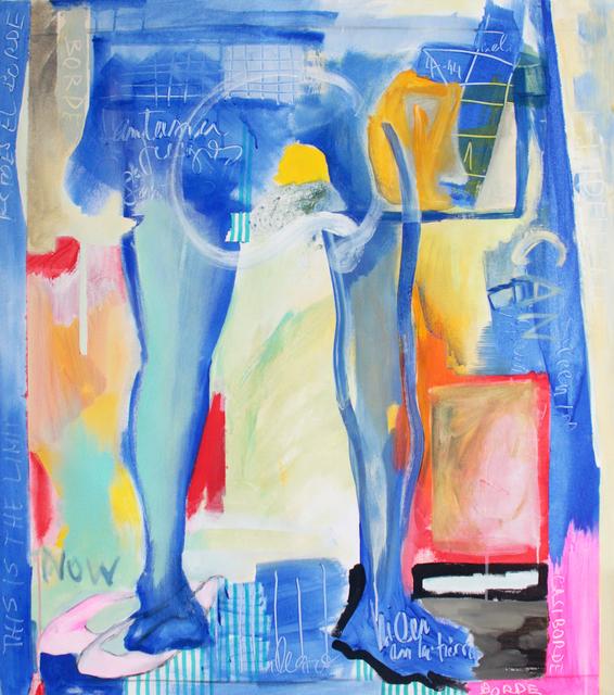 , 'New Rayuela,' 2015, Praxis