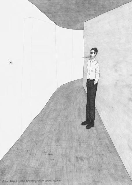 , 'Populist learns to speak,' 2016, Galerie Krinzinger