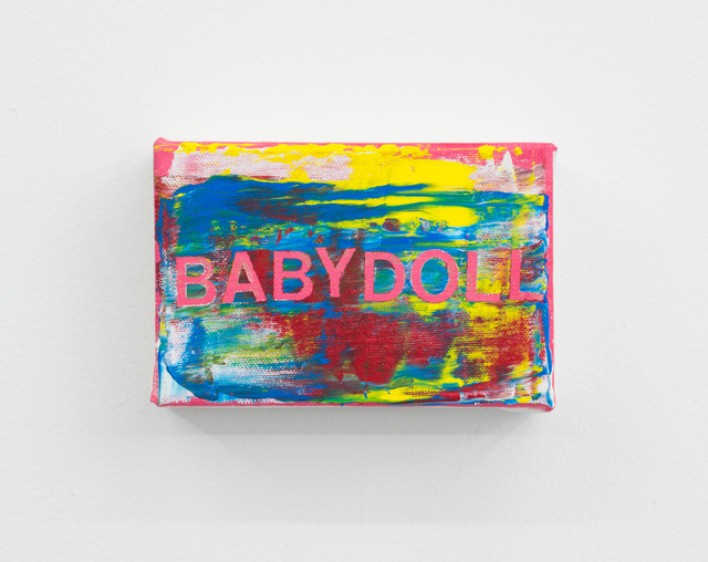 , 'Babydoll,' 2016, Wil Aballe Art Projects | WAAP