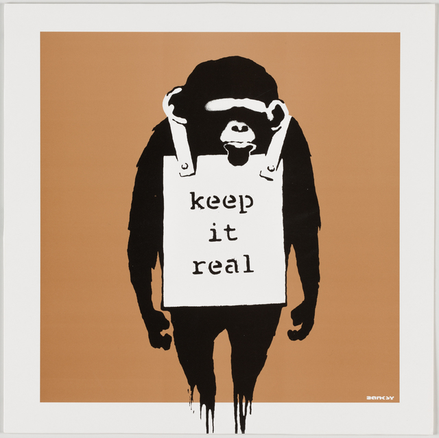 ", 'Bronze DJ DM, 2 - Laugh Now / Keep it Real 12"" EP,' 2008, David Klein Gallery"