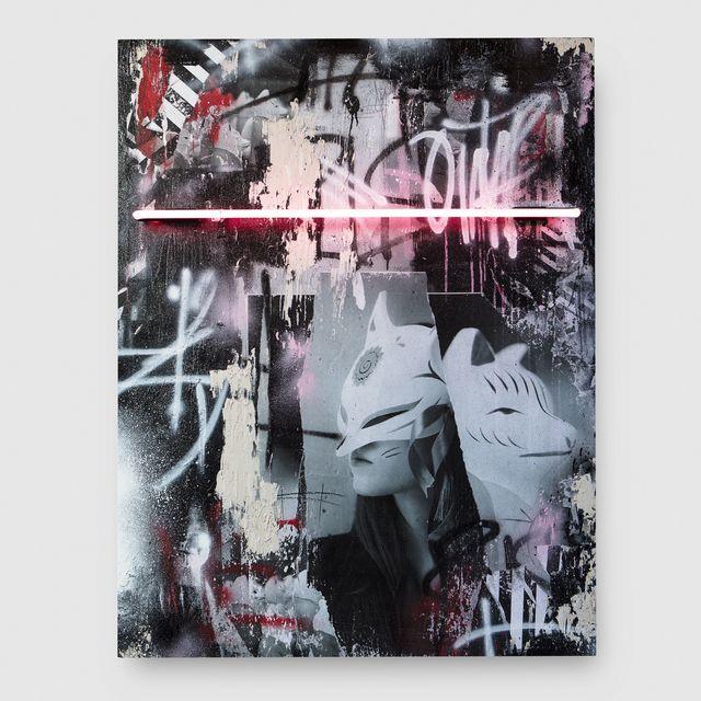 Jeremy Brown, 'Jeremy Brown, Kitsune', 2019, Oliver Cole Gallery