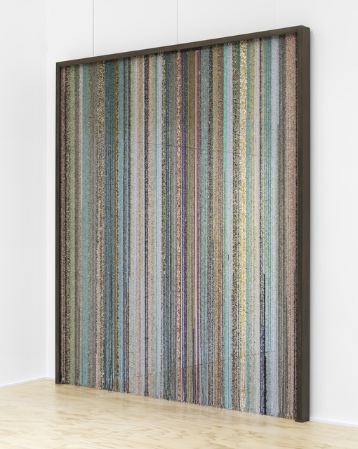 , 'Healing sculpture (Curtain),' 2017, Galerie Eva Presenhuber