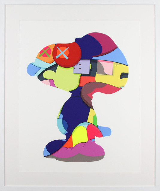 KAWS, 'No One's Home', 2015, Gormleys Fine Art