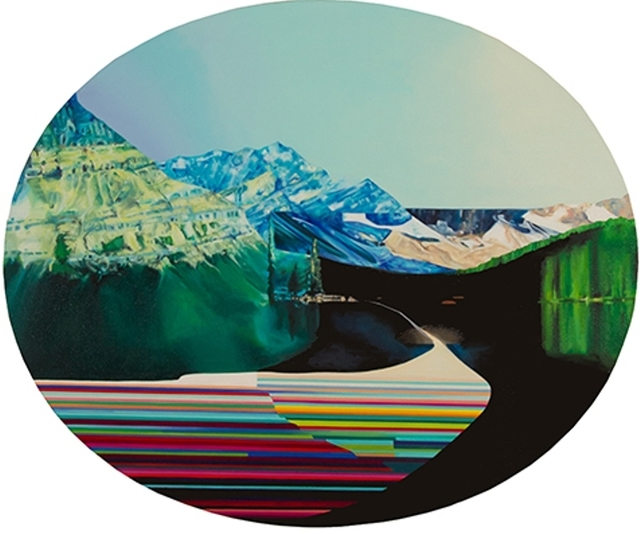 , 'Headwaters,' 2018, Julie Nester Gallery
