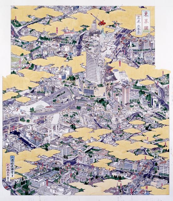, 'Tokei (Tokyo): Hiroo and Roppongi,' 2005, Zane Bennett Contemporary Art