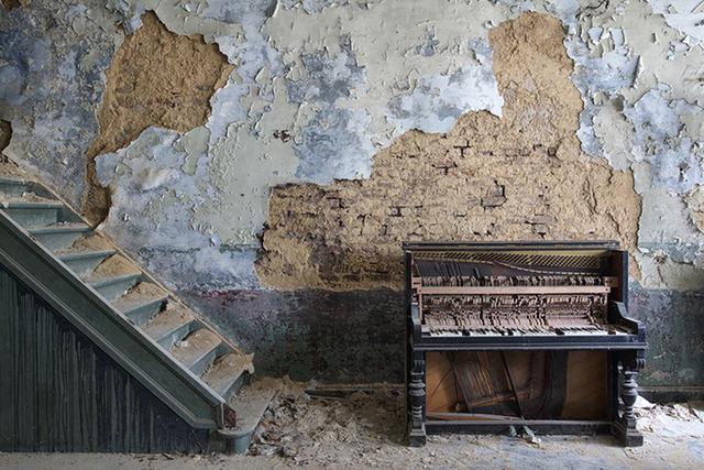 , 'Requiem pour pianos 40 ,' 2018, Light Space & Time