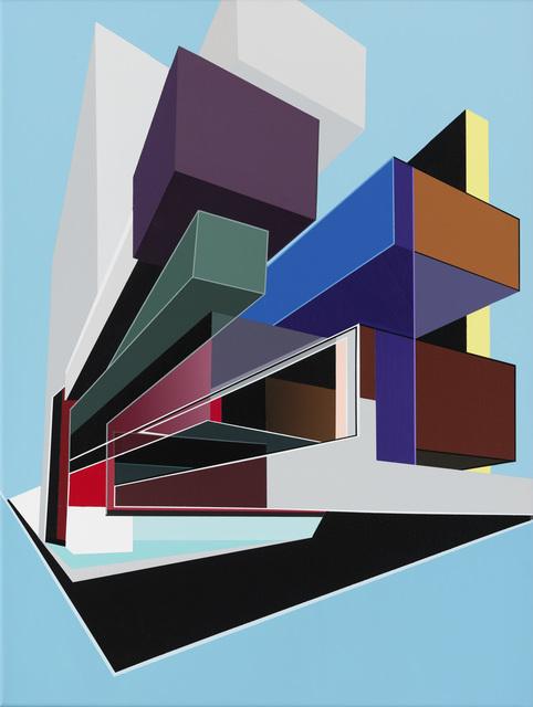 Tanja Rochelmeyer, 'Ohne Titel (WVZ 0116)', 2016, Galerie Fahnemann