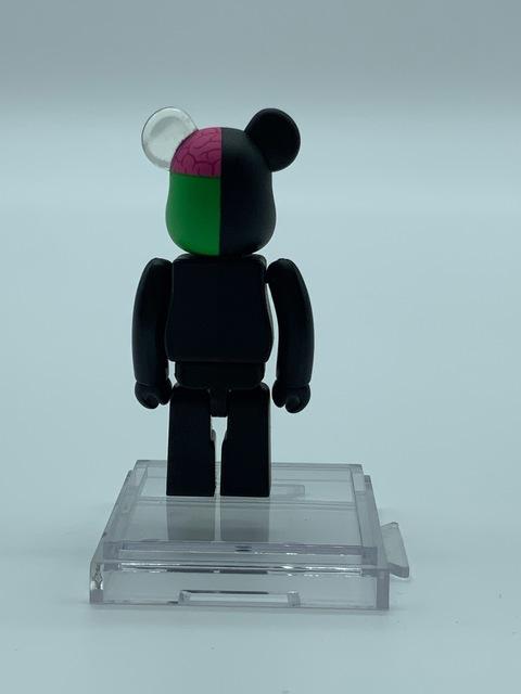 KAWS, 'KAWS Dissected Companion 100% (Black)', Sculpture, Painted cast vinyl, DIGARD AUCTION