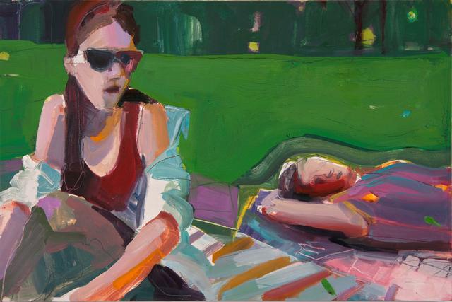 , 'Summer,' 2018, 440 Gallery