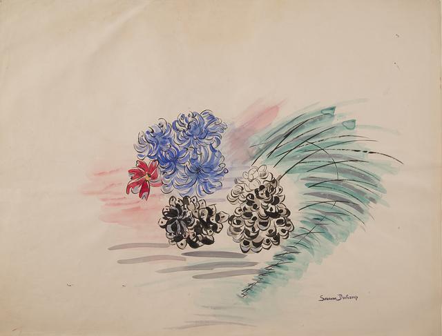 , 'Untitled (Flowers),' ca. 1940, Francis M. Naumann Fine Art
