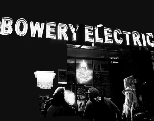 , 'Bowery Electric,' , Soho Photo Gallery