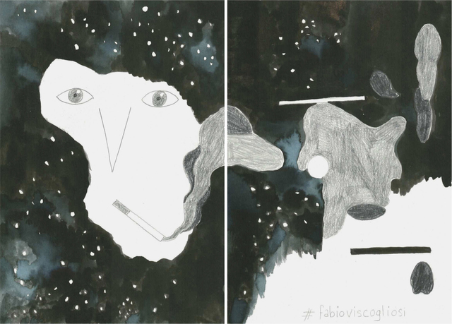 , 'La noche es nuestra (#favioviscogliosi),' 2018, Estrany - De La Mota