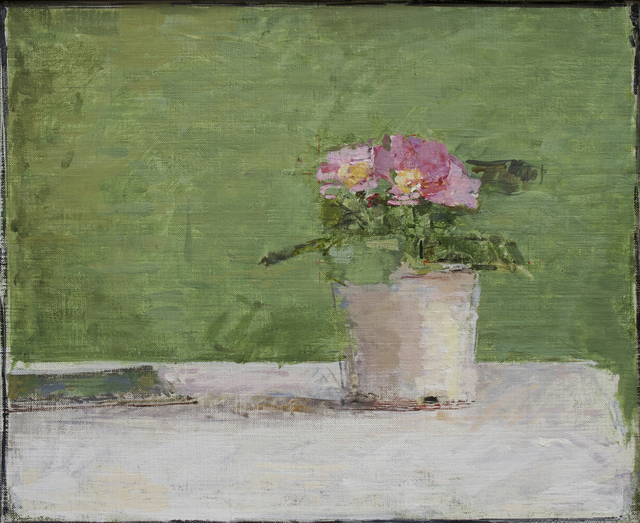 , 'Potted Flower ,' , Jonathan Cooper