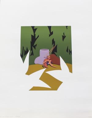 Ken Price, 'Hermit Crab Cup', 1972, Kunzt Gallery