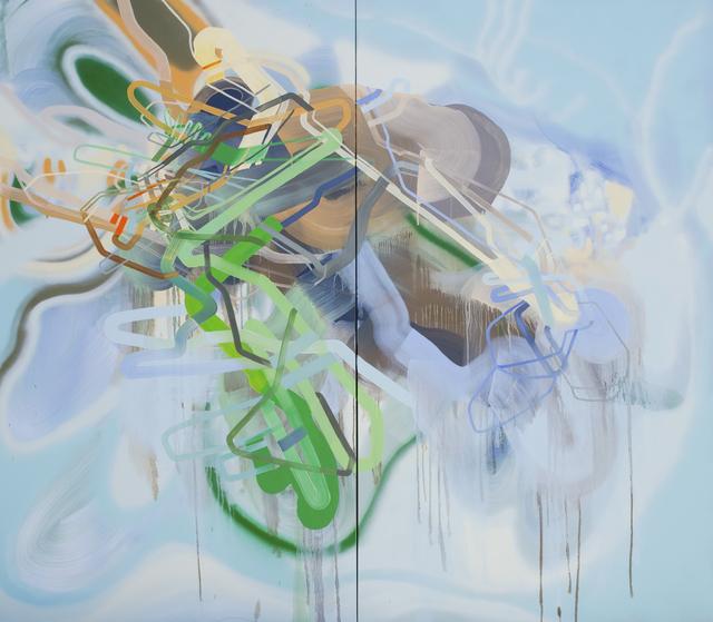, 'Spray,' 2016, Red Arrow Gallery