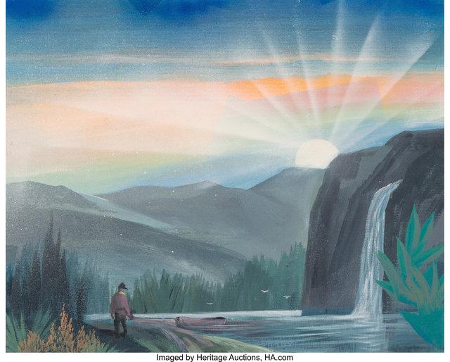 Dale Nichols, 'Sunset', 1987, Heritage Auctions