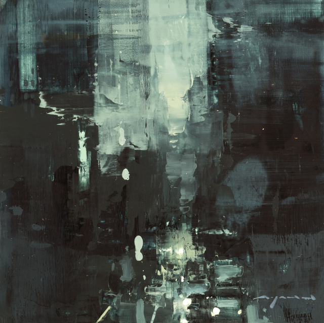 , 'Cityscape - Composed Form Study No. 24,' , Gallery 1261