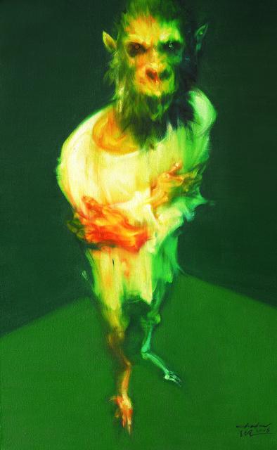 , 'Body Depiction - Me,' 2006, de Sarthe Gallery