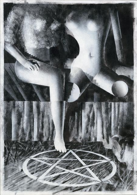 , 'Poupées,' 2019, Galerie Kleindienst