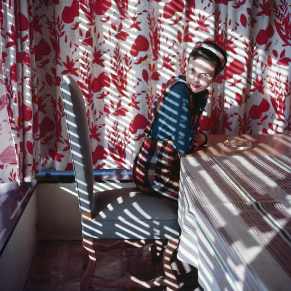 , 'Florette. Vence,' 1954, Foam Fotografiemuseum Amsterdam