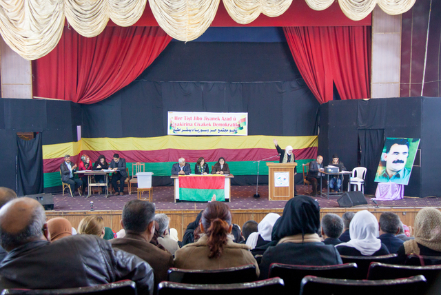 , 'Anatomy of a Revolution: Rojava,' 2015, Laveronica Arte Contemporanea