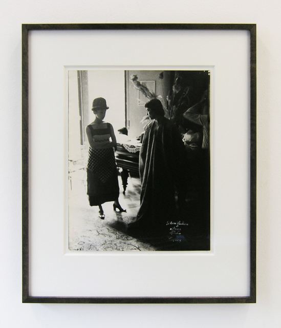 , 'Dancers at a dress show (creation Ariana Nicodim),' 1977, Galerija Gregor Podnar