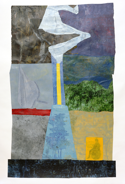 , 'Falls and Figure,' 2008, Winsor Gallery
