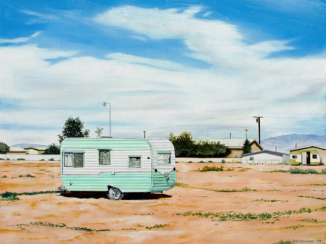, 'Bombay Beach I,' 2017, Linda Hodges Gallery