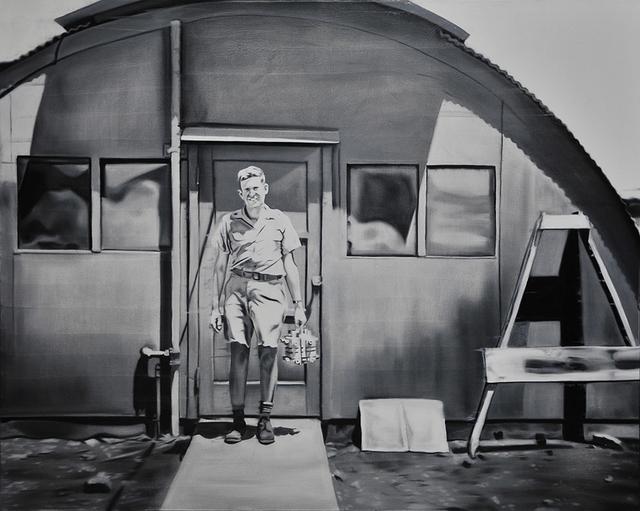 , 'Tiyoksanten,' 2015, Zilberman Gallery