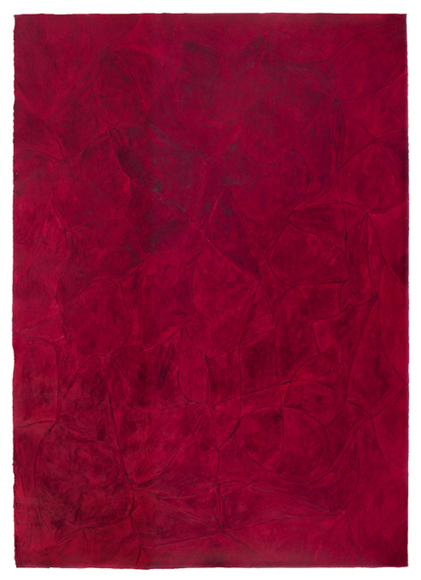 , 'Red on Red,' 2015, Spotte Art