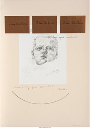 Michelangelo Pistoletto, 'I Am The Third Series #3,' 1980, Heritage Auctions: Valentine's Day Prints & Multiples