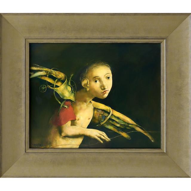 Georges Mazilu, 'L'ange furtif ', xxxx, Turner Carroll Gallery