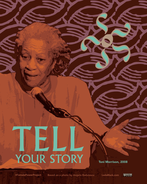 , 'TELL Your Story,' , Zenith Gallery