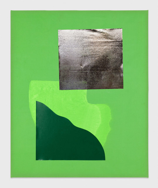 , 'Opportunity For Reflection (Green),' 2019, Subliminal Projects