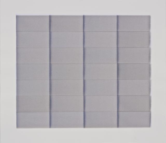 , 'Untitled (4x7),' 2012, Aurel Scheibler