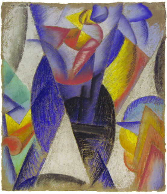 , 'La danse de l'ours (Barque à voile),' 1914, Moeller Fine Art