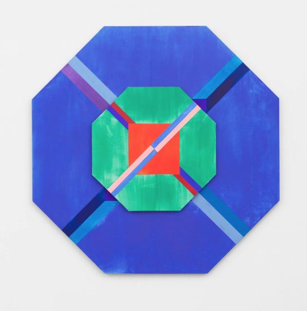 , 'ORRA_2B_03 and ORRA_4B_01 diptych,' 2017, Fridman Gallery