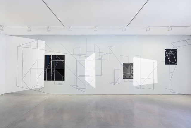 , 'Assembly Room,' 2014, Carroll / Fletcher