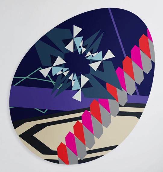 , 'Miami Dizzle,' 2010, CHOI&LAGER