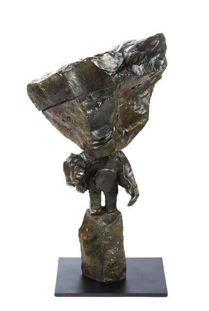 , 'Le conquerant de l'impossible,' 2008, Galerie Van der Planken
