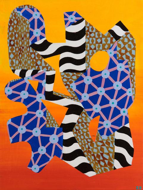 , 'Pattern and Movement,' 2014, Antonio Colombo