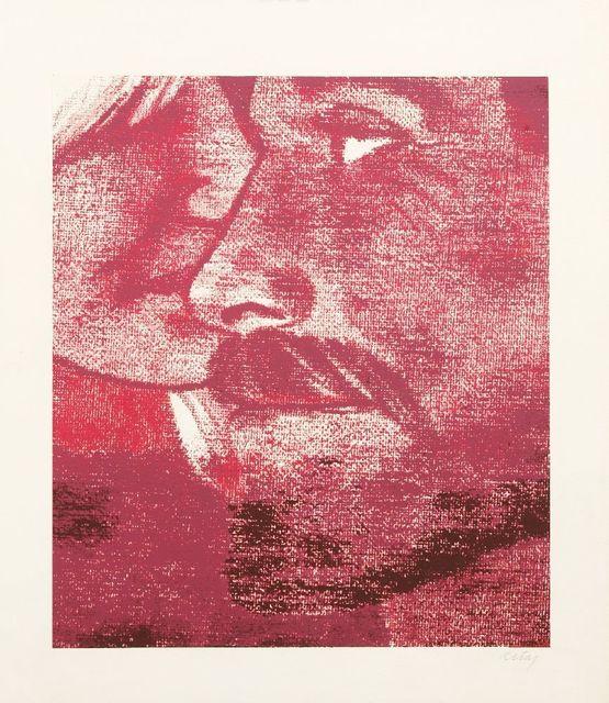R. B. Kitaj, 'Self Portrait', 1969, Sworders