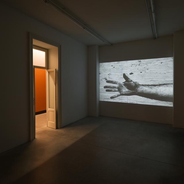 , 'Hand Catching Lead,' 1968, Fondazione Prada