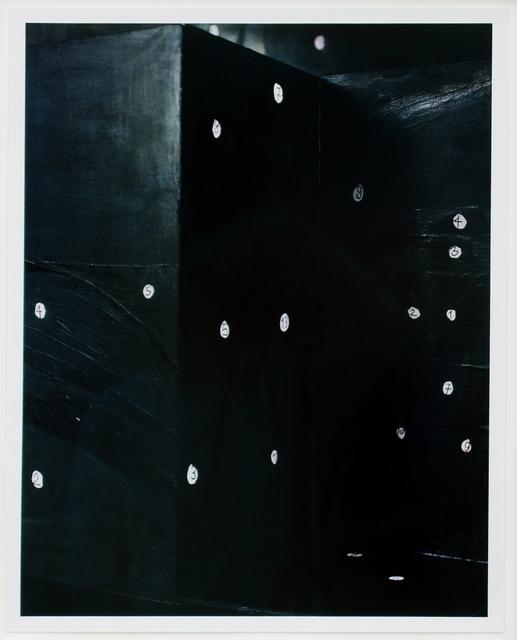 , 'Numbers,' 2014-2015, Martin van Zomeren
