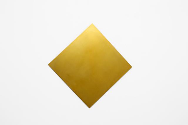 , 'Carré sur pointe,' 2013, Galerie Micheline Szwajcer
