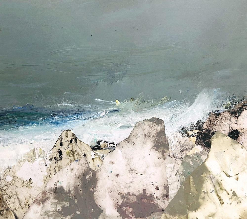 Bench Beach Dos Nageur Top