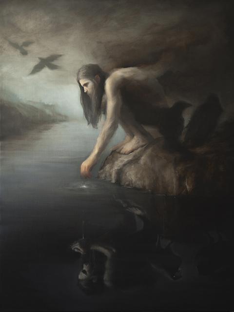 Shaun Berke, 'Oðinn at Mímisbrunnr', 2017, Gallery 30 South