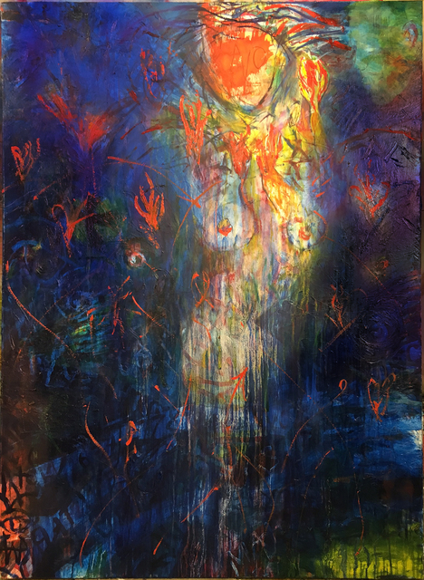 , 'Night Bloomer,' 2017, Cross Contemporary Art