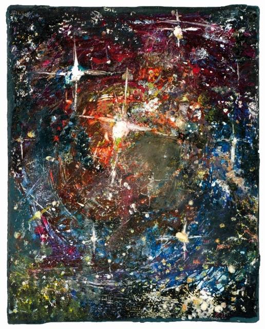 , 'Galaktische Reflexion,' 2016, Galerie Elisabeth & Klaus Thoman