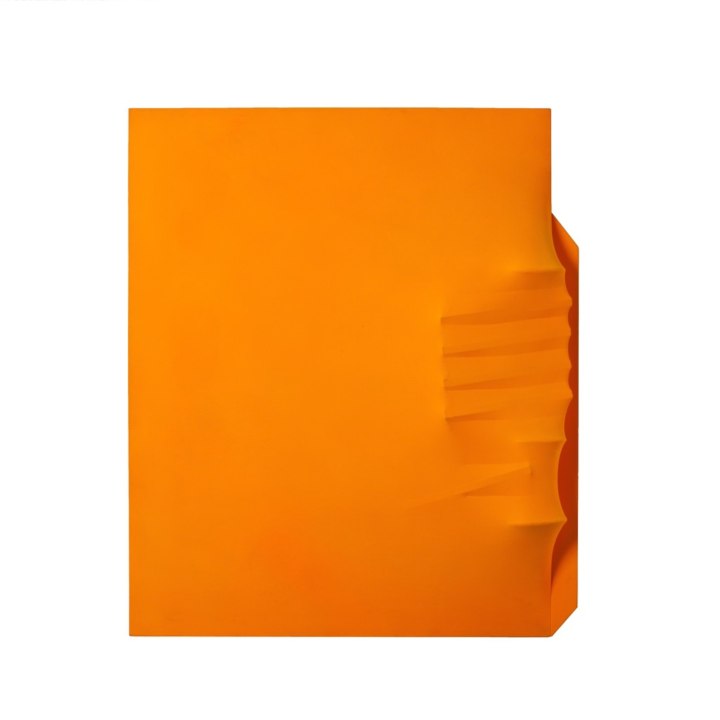 Untitled (Orange)